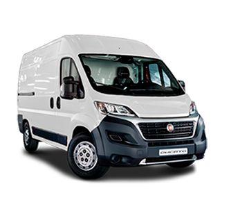Transporter Maxi der Mietwagengruppe 3  Schon ab 49,- EUR bei UNITED rent a car mieten für 24 Stunden von Montag - Freitag