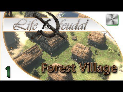 Life is Feudal: Forest Village לא, לא התעמקתי דורש הרבה קריאה בטטוריאל