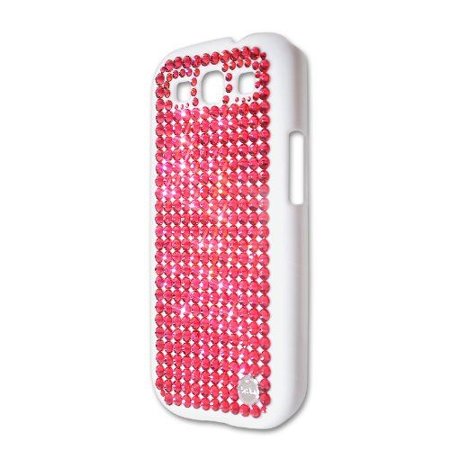 Sparkle Swarovski Crystal Samsung Galaxy S3 i9300 Cases - Red Ingredient Branding Partner With Swarovski. Made With SWAROVSKI ELEMENTS. Each Crystal Is 100% Hand Set By Skilled Craftsman. Adhesive Glue Is RoHS Compatible. Presented In Premium Gift Set, includes Packing Box, Cleaning Cloth, Superior Soft Pouch, Product Tag, Product Certification.  #PlayBling #Wireless