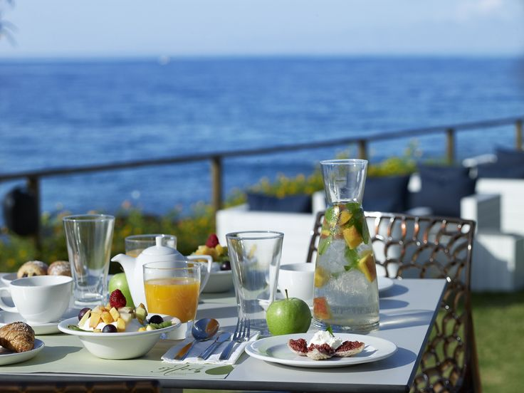 Start your day with a full of #vitamins #breakfast at Elia #restaurant! #AlasResort