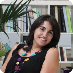 """María Caballero: """"Descubrí mi pasión por la arquitectura cuando de niña pasaba muchas horas diseñando mi mundo de colores con legos."""""""