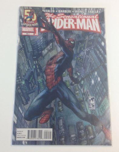 The Sensational Spider-Man 33.1