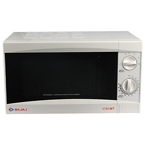 Bajaj 17 L Solo Microwave Oven Output 700 W Mechanical Lowest Price In