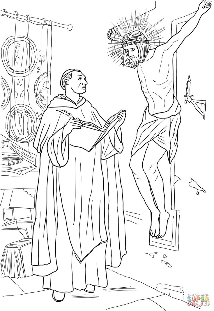 78 best Catholic coloring sheets images on Pinterest