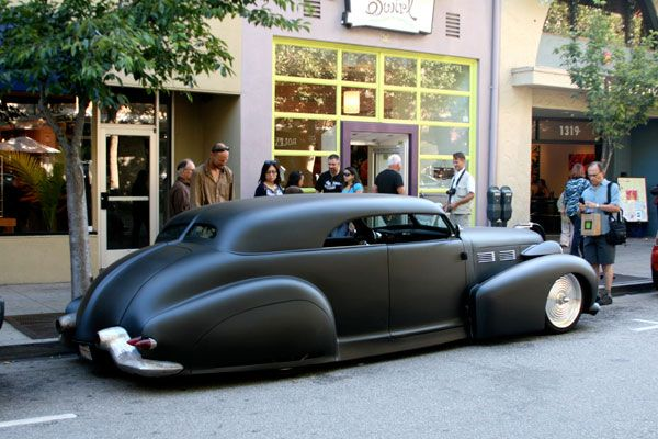 The matte black paint job looks great on this one wish i for Matte paint car