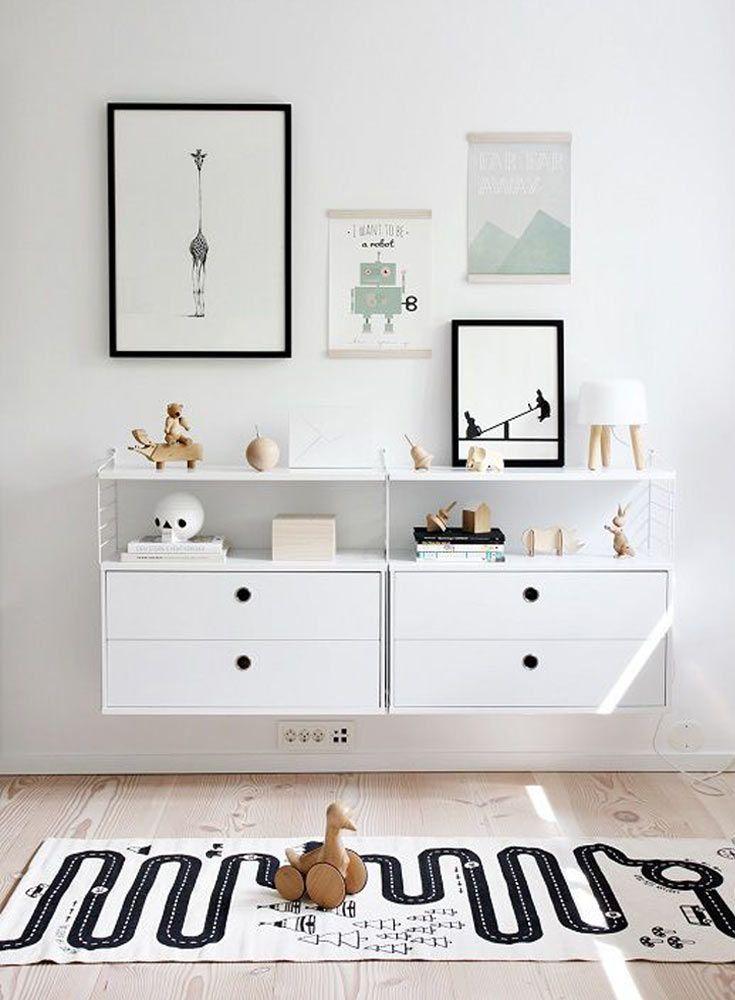 243 besten scandi interiors bilder auf pinterest Wohnzimmer scandi style