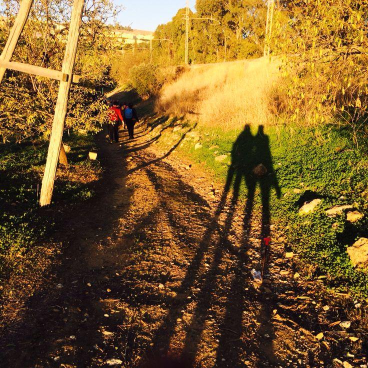 Verso la Valle dei Templi_Agrigento