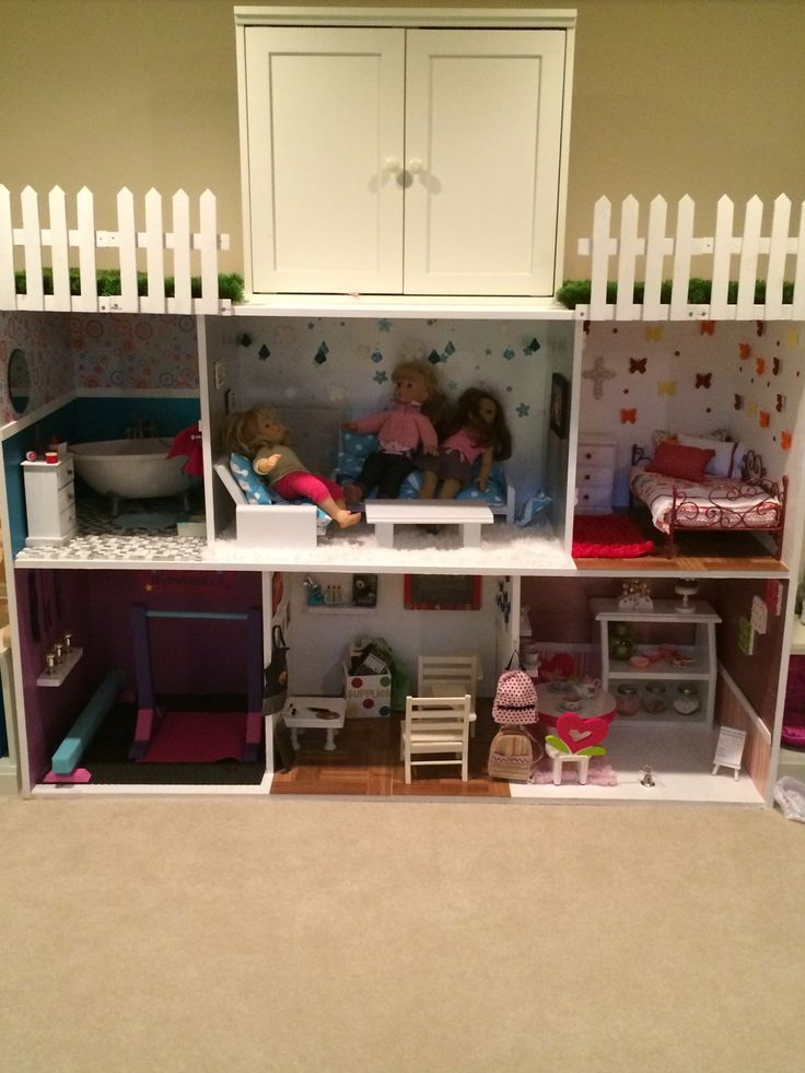 american girl living room 721 best images about doll house on our 12956