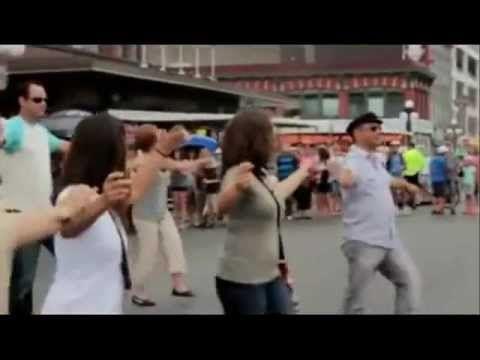 Fuck the Crisis, Let's Dance! (Best Flashmob)