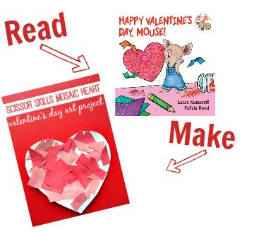 make a valentine's day word search