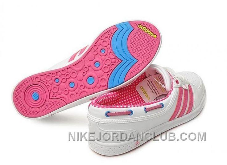 http://www.nikejordanclub.com/adidas-neo-light-sail-white-pink-shoes-47fn8.html ADIDAS NEO LIGHT SAIL WHITE PINK SHOES 47FN8 Only $67.00 , Free Shipping!