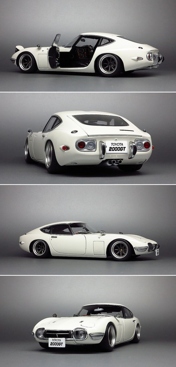 "specialcar: "" Toyota 2000 GT """