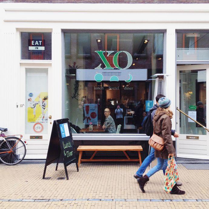 XO, Folkingestraat 13 Groningen - lunch/diner/borrel
