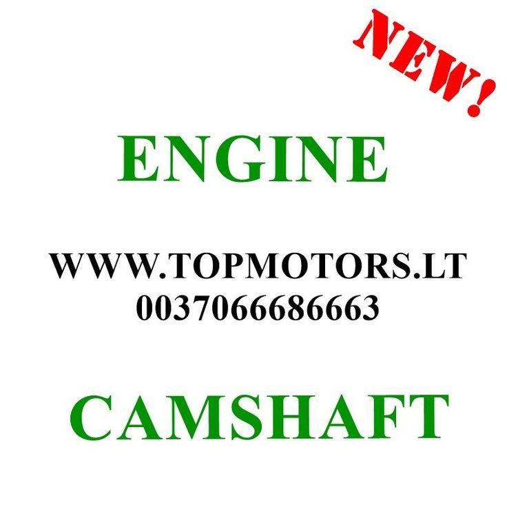 NISSAN NOTE QASHQAI TIIDA RENAULT CLIO KANGOO LAGUNA MEGANE SCENIC 1.5 DCI 2001- K9K DIESEL ENGINE CAMSHAFT