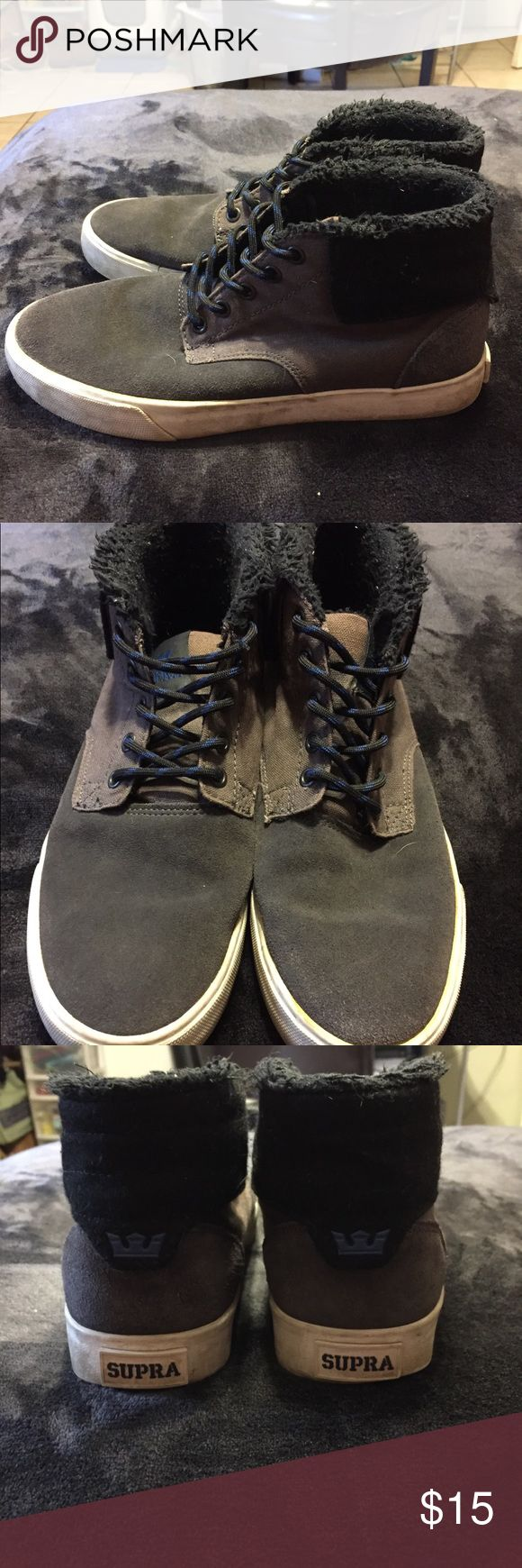 Men's Supra sneakers in size 7.5 Men's Supra sneakers in size 7.5 Supra Shoes Sneakers