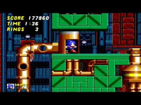 Sonic The Hedgehog 2 Metropolis Zone Walkthrough Full 1080p Youtube Sonic The Hedgehog Sonic Hedgehog