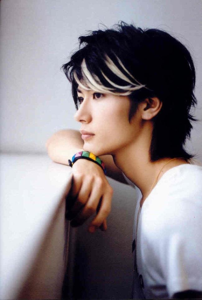Miura Haruma = Too. Fucking. Beautiful.