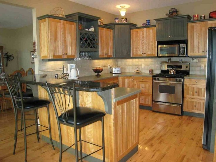 Kitchen Layout Design Ideas u shaped small kitchen layout design Small Kitchen Layout Ideas With Island