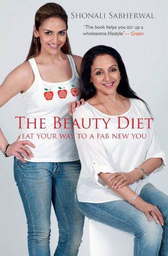 The Beauty Diet: Eat your Way to a Fab New You:   Can eating make you look good?br /Yes, it's true. Diet provides nutrition but also makes you look beautiful by helping you lose weight, getting a proportionate body, making your skin glow and your hair and eyes shine. In The Beauty Diet, celebrity dietician Shonali Sabherwal, whose clients include Katrina Kaif, Neha Dhupia, Esha Deol, Hema Malini, Jacqueline Fernandez, Chitrangada Singh, Shekhar Kapur, and Kabir Bedi, among others, offe...