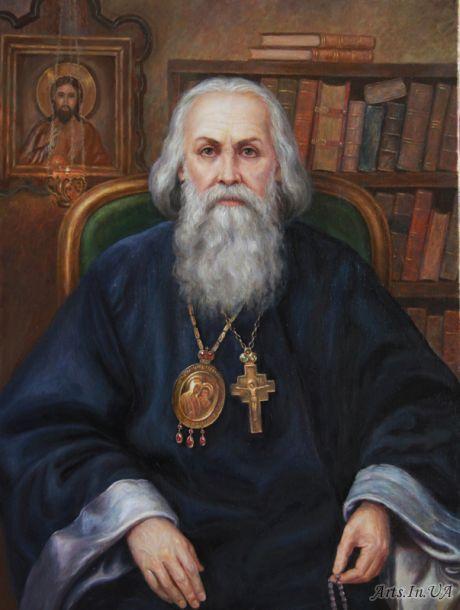 Гайдук Ирина - Святитель Игнатий Брянчанинов