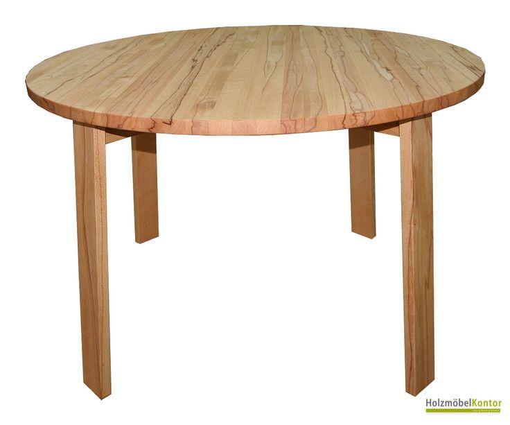Die besten 25 runde tische ideen auf pinterest runde esstische runder esstisch und runder - Esstische aus massivholz ideen ...