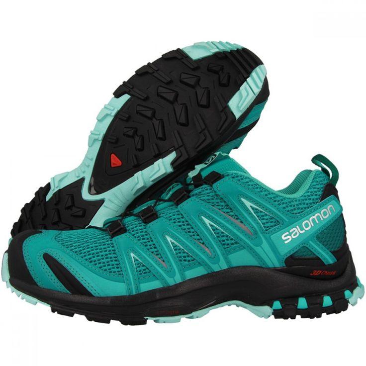 Der Kultschuh XA Pro 3D Trail für Damen von Salomon ist ein Schuh für deine Outdoor-Abenteuer.  Schnürsenkeltasche Sensifit™ System umschließt den Fuß von der Zwischensohle bis zum Schnürsystem 3D Advanced Chassis™ sorgt für maximale Sicherheit und Bewegungskontrolle Ortholite® Einlegesohle