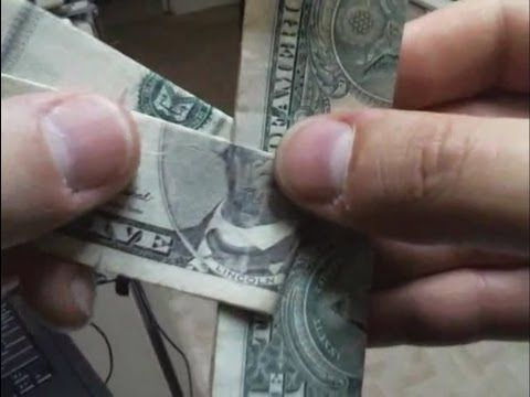 How to do the best money magic trick ever - http://www.thehowto.info/how-to-do-the-best-money-magic-trick-ever/