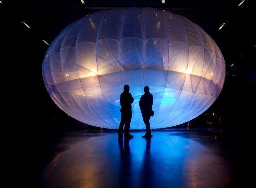 Google internet balloon plan snagged in Sri Lanka: minister