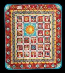 Kansas quilter wins 'Best of Show' at Houston festival