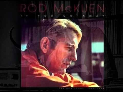 Rod McKuen - I Live Alone -
