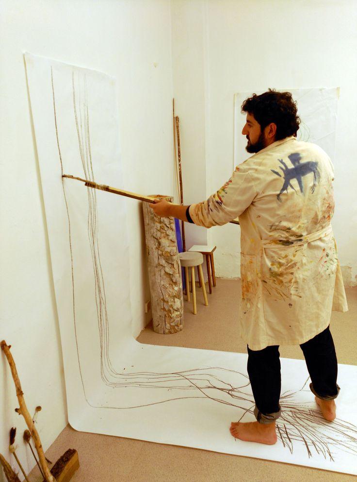 Rodrigo Díaz. Cósimo project.