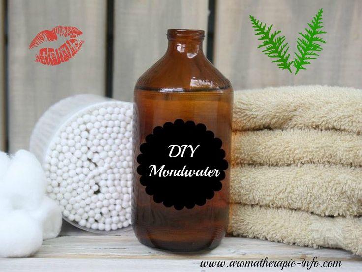 Je eigen mondwater is makkelijk te maken, geeft een heerlijk schoon gevoel en werkt ook verzachtend bij keelpijn.