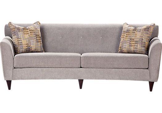 Shop For A Sofia Vergara Cassia Sofa At Rooms To Go Find