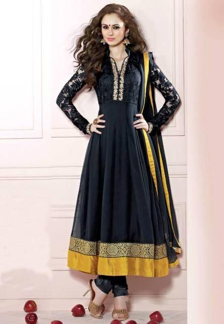 bolly fashion 2014 | Utsav Fashion Bollywood Salwar Suits 2014 according to Latest Fashion ...