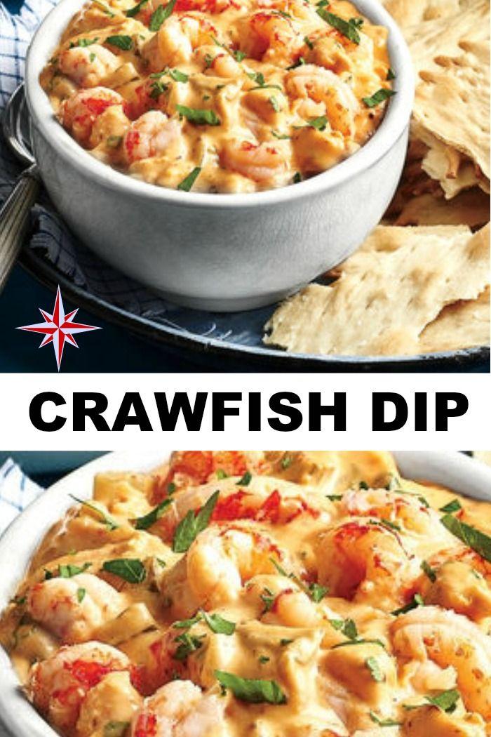 Crawfish Dip