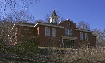 Allenton MO school, built 1917