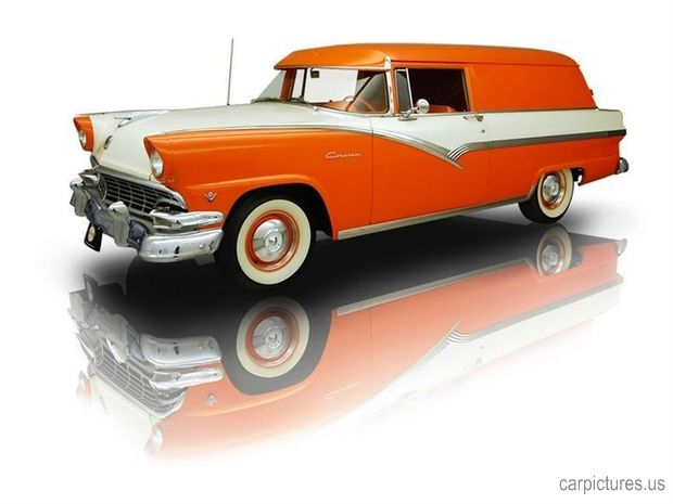 1956 Ford Courier Sedan Delivery