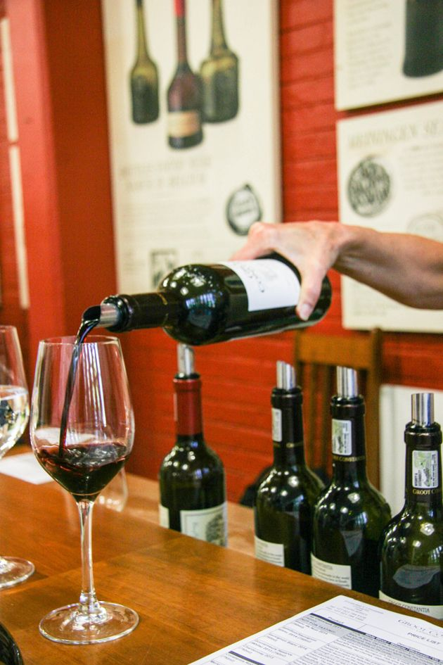 Wine Tasting  http://citysightseeing-blog.co.za/2015/03/21/historical-groot-constantia-cape-town/