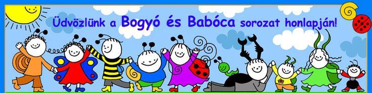 BOGYÓ ÉS BABÓCA - honlap - bogyoesbaboca.com
