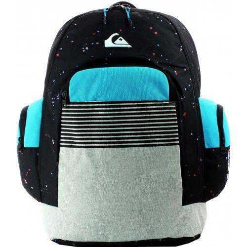 Sac à dos scolaire double compartiment QUIKSILVER - De nombreux rangements rendent ce sac très pratique. http://urlz.fr/3I2u