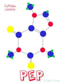 Pep--Chemistry Poster