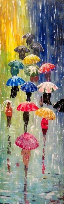 Umbrellas by Svilen And Lisa