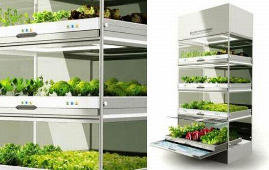 hyundai kitchen nano garden