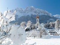 Skifahren in Garmisch-Partenkirchen – deutsches Winterparadies - #Zugspitze / #Skiing in Garmisch-Partenkirchen #Germany