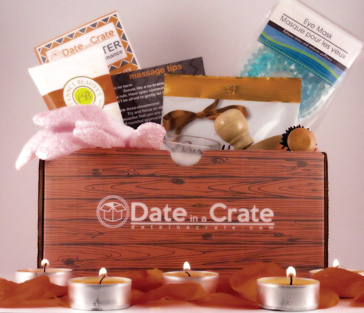 Date in a Crate - Bring the romance back into your relationship today! Every month without effort, Date in a Crate sends you a box filled with fun, unique, and spontaneous date night items, ideas, and activities, all aimed to help you create a moment every month that will last forever.