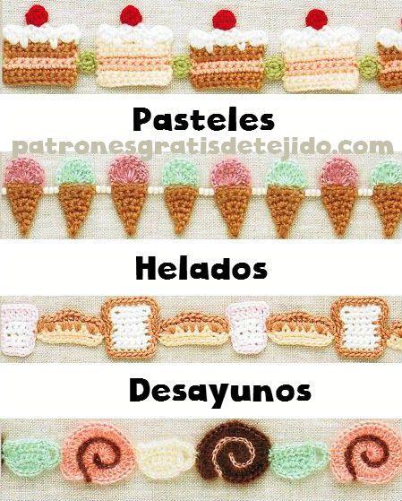 miniaturas-crochet.jpg (449×559)