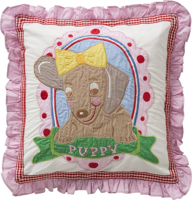Room Seven puppy pillow S 2014