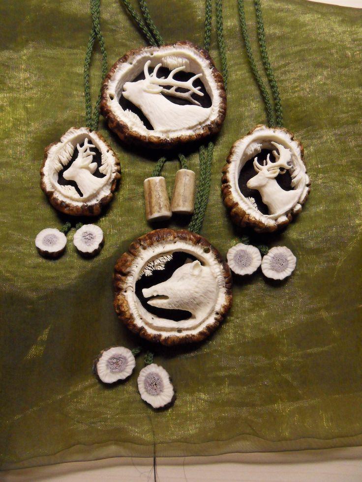 kolekcia šperkov