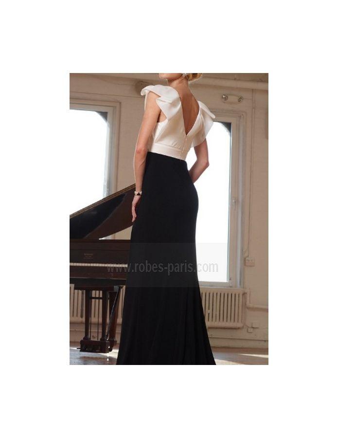 1000 images about robes de soir e on pinterest robes paris and chic. Black Bedroom Furniture Sets. Home Design Ideas
