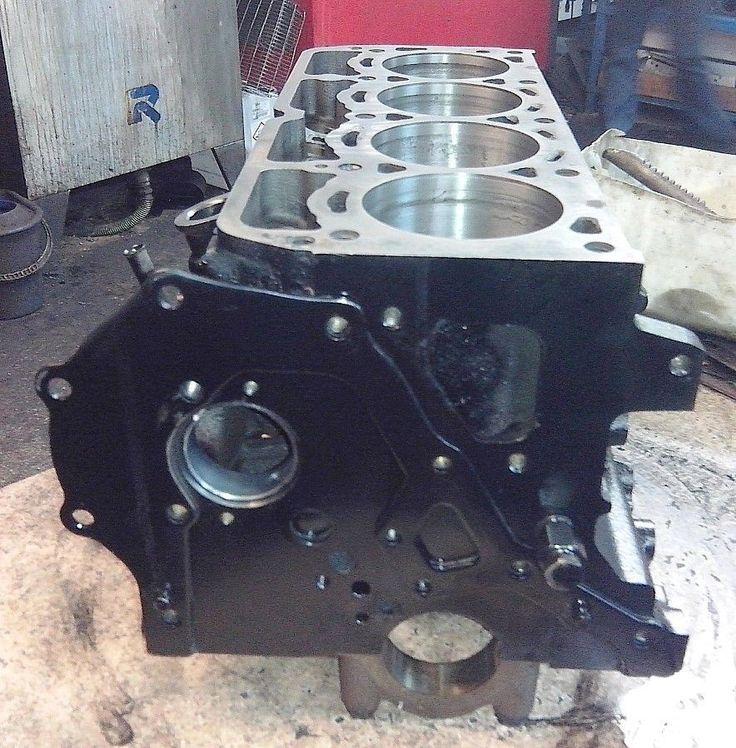 Toyota 5K engine block BARE EMPTY  remanufactured #Toyota